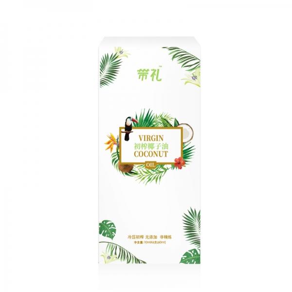 初榨椰子油6支装