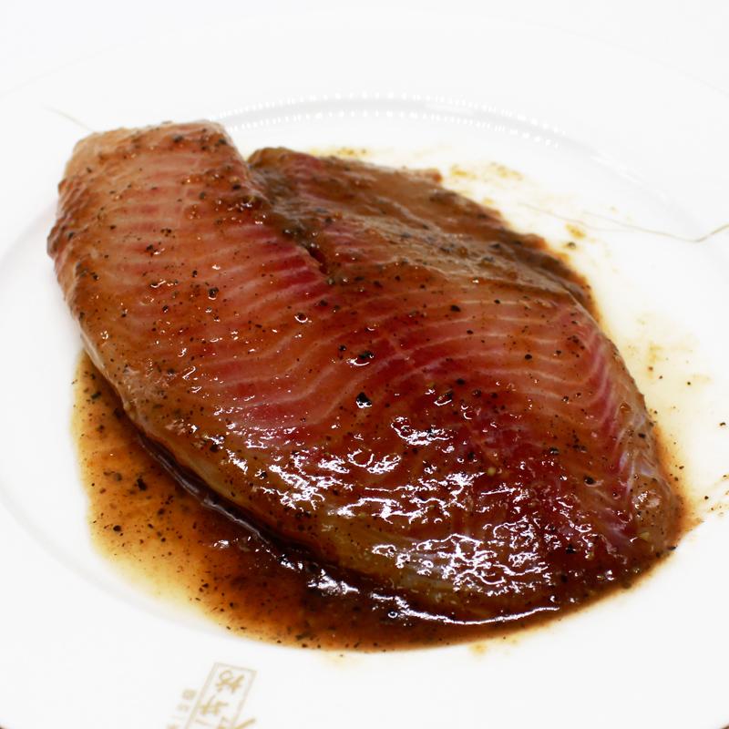 海南黑椒鲷鱼750g,5片装