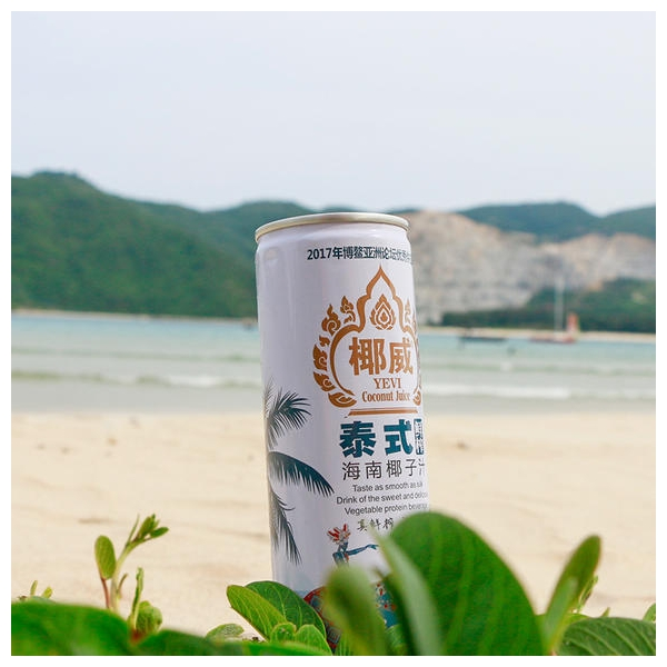 泰式鲜榨椰子汁